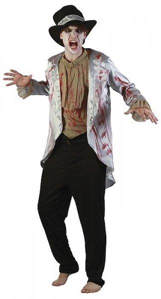 Zombie Bräutigam Halloweenkostüm Herren
