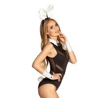 Sexy Bunny Set Bunnykostüm Zubehör Hase