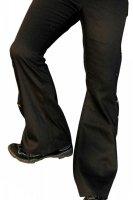 Schwarze Hose Spanier Outfit spanische Hosen für...