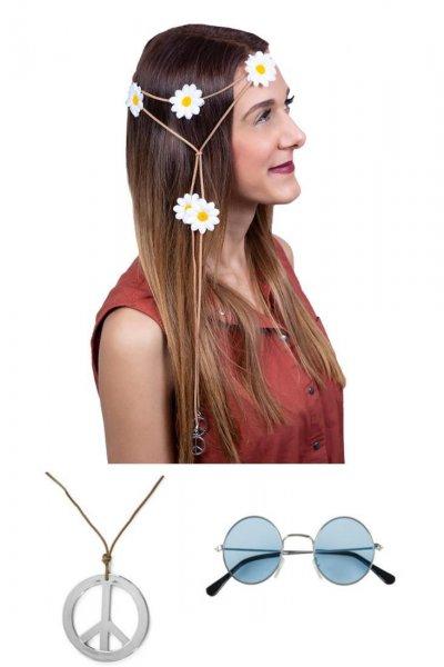 HippieSet Blau