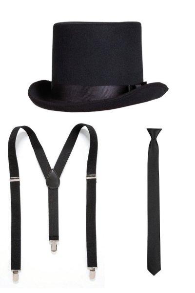 Set mit Krawatte