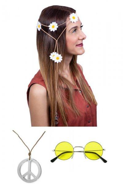HippieSet Gelb